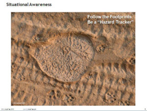 Are you a Hazard Tracker?